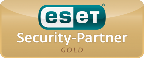 WWS-InterCom Eset Security Gold Partner für mehr Sicherheit
