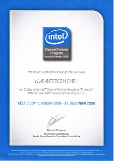 Intel Channelpartner 2008