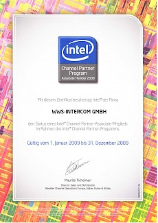 Intel Channelpartner 2009