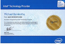 Intel Technology Provider 2011 expert